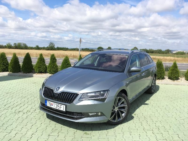 ŠKODA SUPERB COMBI MR2018 2.0 TDI 4x4 L&K