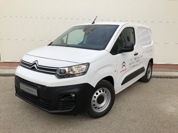 CITROëN Berlingo VAN 1.6 BlueHDi 100k WORKER L1 1000