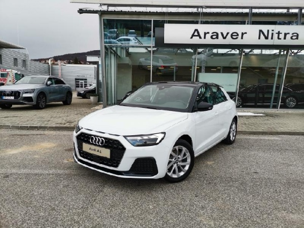 AUDI A1 Sportback 1.0 TFSI 30 TFSI Advanced