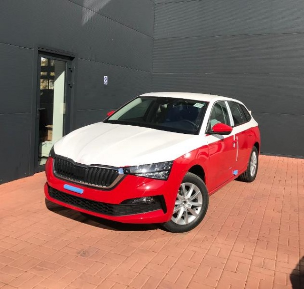 ŠKODA SCALA MR2020 1.0 TSI Ambition