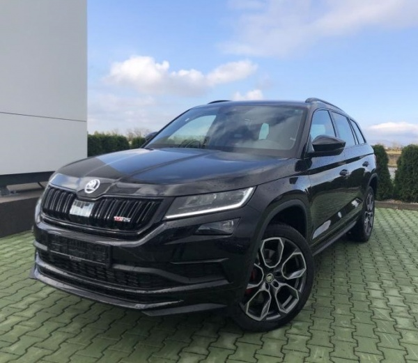 ŠKODA KODIAQ MR2020 2.0 TDI 4X4 SCR RS