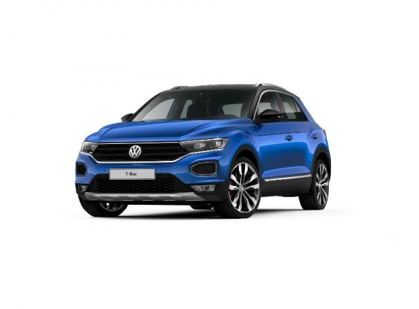 VW T-ROC MR19 1.5 TSI ACT Style