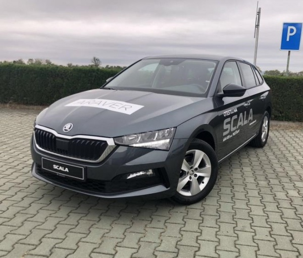ŠKODA SCALA 1.5 TSI Ambition