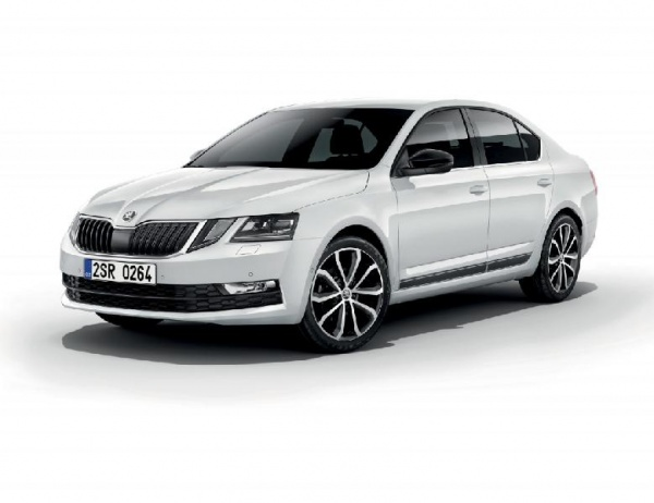 ŠKODA OCTAVIA MR2020 1.6 TDI TEAM