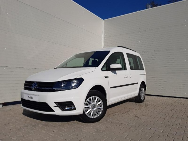 VW Caddy 2,0 TDI Trendlilne