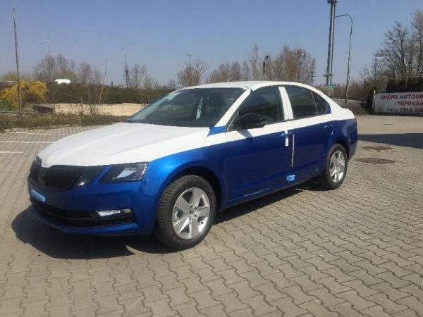 ŠKODA OCTAVIA MR2020 1.5 TSI Ambition