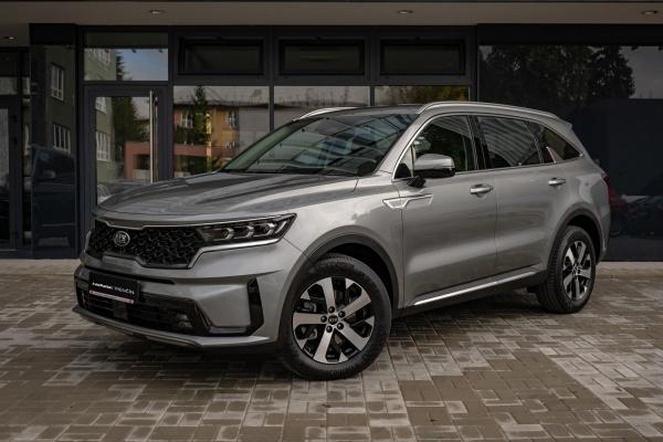 KIA SORENTO 2021 2,2 CRDi 4WD SILVER na predaj ...