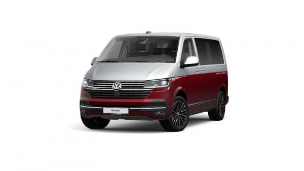 VW Multivan 2,0 TDI DSG 4x4 Highline