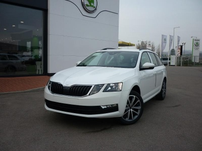ŠKODA OCTAVIA COMBI. MR2019 1.6 TDI TEAM