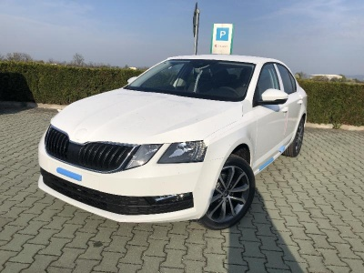 ŠKODA OCTAVIA. MR2019 1.6 TDI TEAM