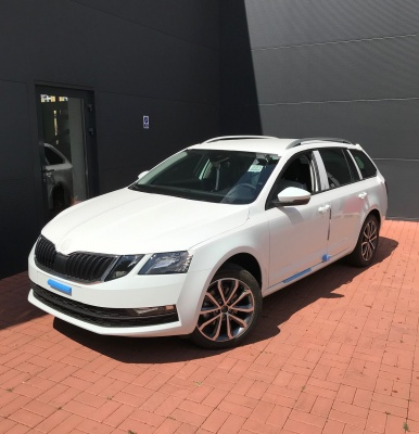 ŠKODA OCTAVIA COMBI. MR2019 1.5 TSI TEAM