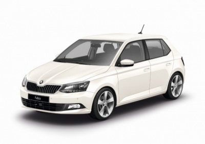 ŠKODA FABIA MR2020 1.0 TSI Ambition