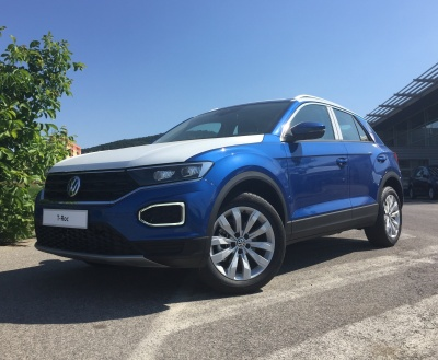 VW T-ROC 1.5 TSI ACT Style