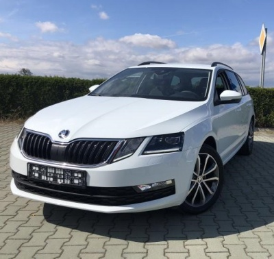 ŠKODA OCTAVIA COMBI MR2020 1.5 TSI TEAM