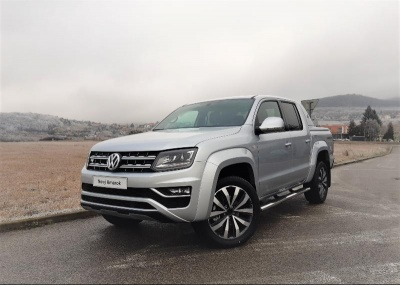VW AMAROK V6 3.0 V6 TDI BMT 4MOTION Aventura Exclusive