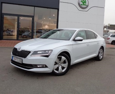 ŠKODA SUPERB MR2019 2.0 TDI Style