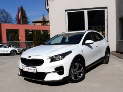 KIA XCEED 2020 1.4 T-GDi AT DCT Silver