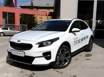 KIA XCEED 2020 1.6 CRDi AT DCT Gold