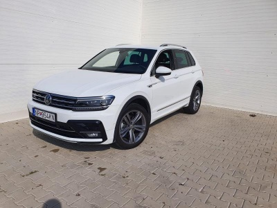 VW Tiguan 2.0 TDI DSG 4x4 Highline