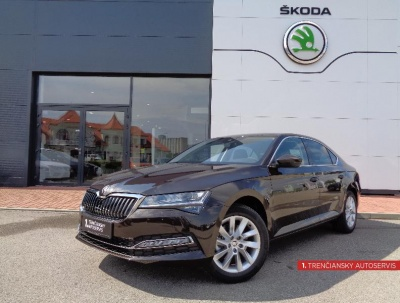 ŠKODA SUPERB... FL 2.0 TDI LIVE PLUS