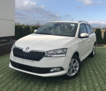 ŠKODA FABIA COMBI MR2020 1.0 TSI Ambition