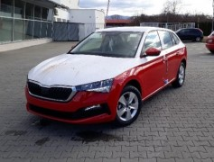 ŠKODA SCALA. MR2020 1.0 TSI YOUBILEUM 125