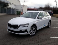 ŠKODA SCALA. MR2020 1.0 TSI YOUBILEUM 125+
