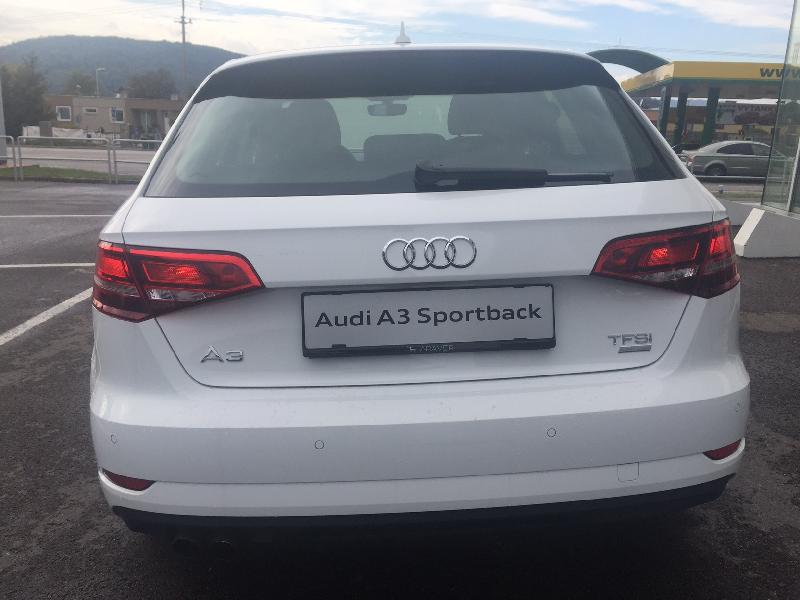 AUDI A3 Sportback 1.0 T FSI Basis na predaj - Araver Trenčín ... c1a35cdbbfd