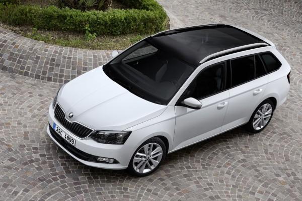 Akcia Škoda Fabia Combi