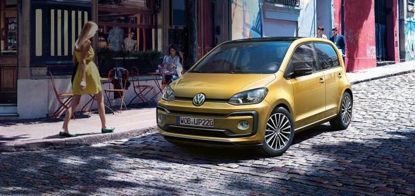 VW up! ideálne auto do mesta už od 8 280 EUR.