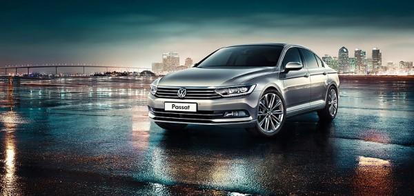 Volkswagen Passat podnikateľský bonus.