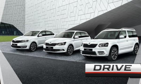Akčné modely DRIVE