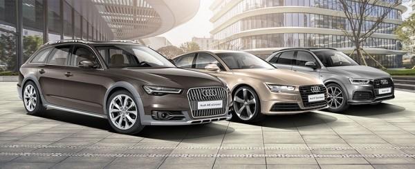 Limitovaná ponuka Audi