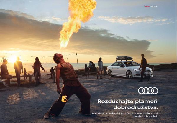 Audi servisná akcia Jar/Leto 2017