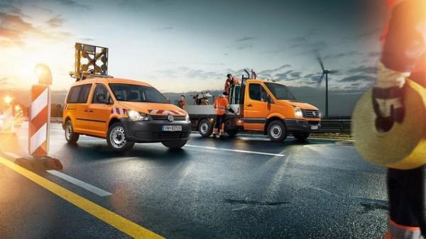 Ekonomické balíky pre VW úžitkové vozidlá