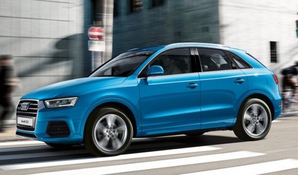 Akcia Audi Q3