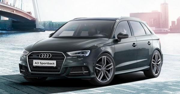 Akcia Audi A3 Sportback