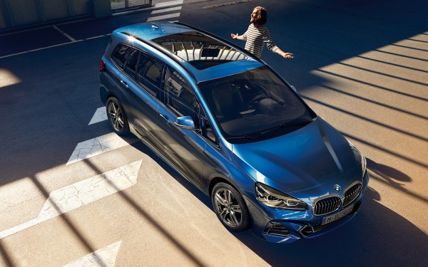 BMW 2 Gran tourer so zľavou 23%.