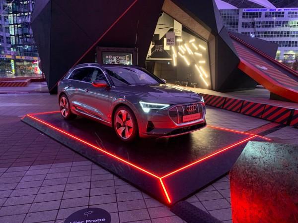 Audi e- tron