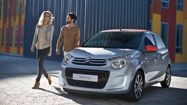 Akcia Citroën C1