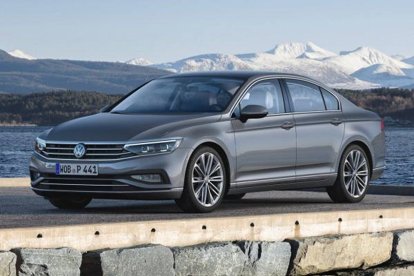 Akcia Volkswagen Passat a Passat variant