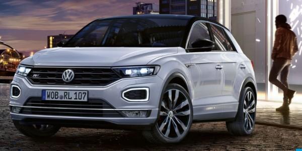 Akcia Volkswagen T-Roc