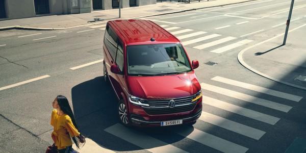 Volkswagen Multivan 6.1 už v predaji