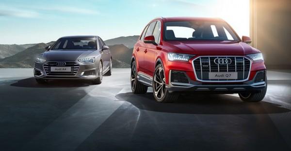 Audi BONUS 3+3 Servis v cene!