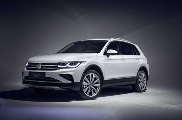 Nový Volkswagen Tiguan