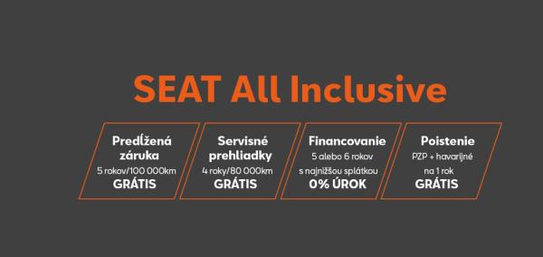 SEAT All inclusive
