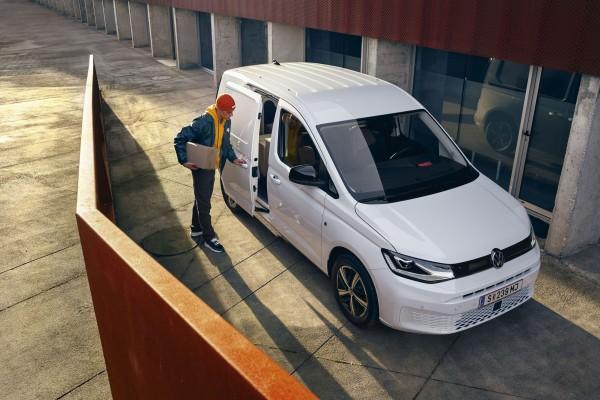Volkswagen Caddy Kombi a Caddy Cargo