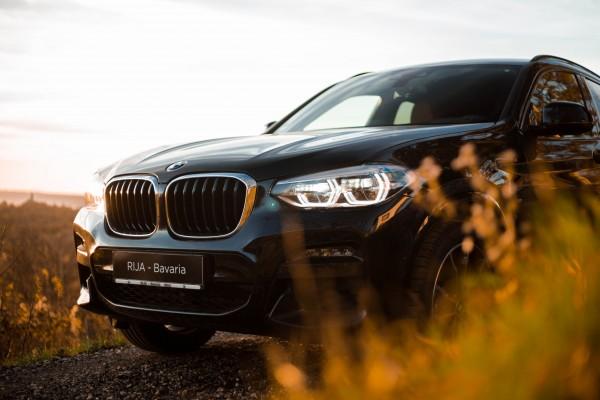 ŠPORTOVÉ BMW X4 za cenu 56 900€