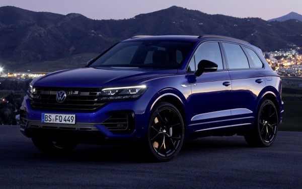 Akcia Volkswagen Touareg