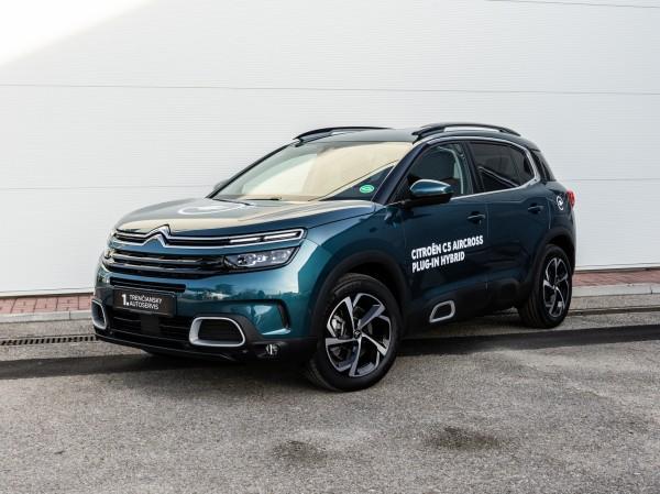 Nový Citroën C5 Aircross PLUG-IN HYBRID